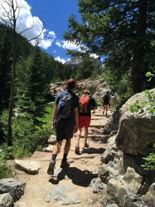 StoryRunners - Rocky Mountains - Summer Missions